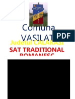 Istoric Vasilati