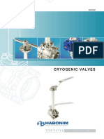 Cryo Ball Valves Brochure