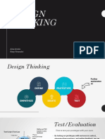 5. Design Thinking - Testing (RKF & AAL) Updates