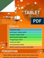 Ppt Tablet