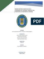 Informe Entropia y Neguentropía