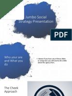 Jumbo electronics strategy presentation