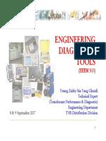 Engineering Diagnostic Tools EEEM 513 - (1) Introduction