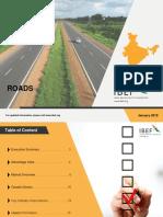 Roads Jan 2019