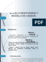 285088136 Modelo de Newton y de Casson Scrib