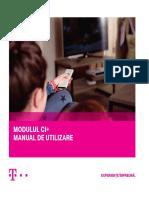 Manual Utilizare CI