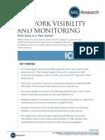 Ar Network Visibility Monitoring