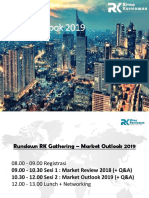 Market Outlook 2019 by RK_fixed Share