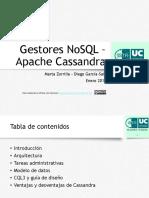 NoSQL Tema2 Cassandra