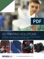 BR DU 3DPrinting Solutions