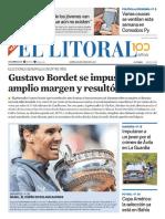 El Litoral Mañana 10/06/2019