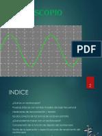 Diapositivas de Osciloscopio