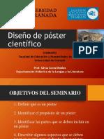 Diseño de Póster Científico - Seminario Fac. Melilla - Silvia Corral Robles-1