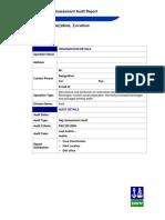 PAS 220 Checklist