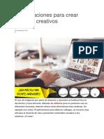 10 Aplicaciones Para Crear Collages Creativos