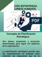 Planificación Estratégica RR.HH