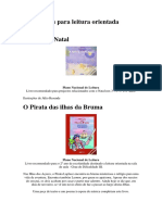 PNL Livros Para Leitura Orientada