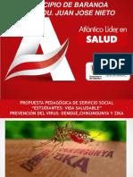 Proyecto Educativo, Baranoa, Juan Jose Nieto