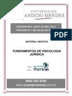 Fundamentos Da Psicologia Jurídica