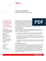 Oracle Fusion Apps Solution Brief 173003