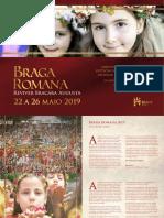 Livro Braga Romana 2019