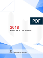 ICSE Catalogue