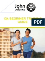 12k Beginner Training Guide