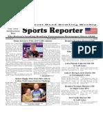June 12 - 18, 2019  Sports Reporter