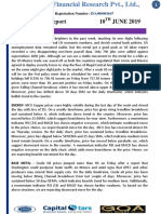10 June 2019 Mcx Daily Report