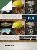 mineralogia II