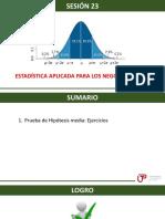 P Sem12 Ses23 Prueba de Hipotesis Media-Ejercicios