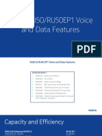 Voice and Data Features