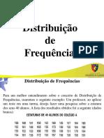 Aula 04 - Distribuição de Frequências