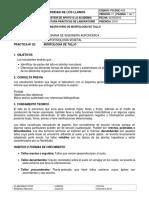 Fo-doc-112 Formato Guia Para Practicas de Laboratorio Tallo
