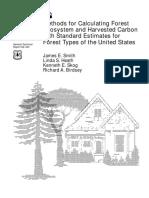 tree carbon