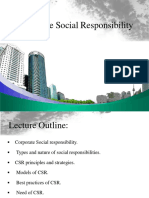 Ch 5 Corporate Social Responsibility