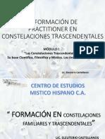 Formación Practitioner C.T. - Módulo I
