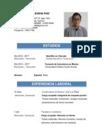 Daniel Jose Valbuena Ruiz