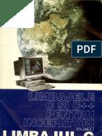 Negrescu Liviu - Limbajele C si C++ pentru incepatori (vol.1)