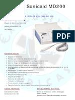 dopplers sonicaid md200