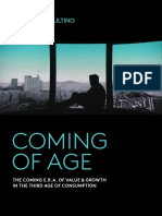 Kantar Consulting Coming of Age
