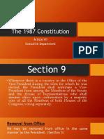 Constitution 1987