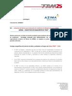 Ingenio La Gloria.azima Triocx10.20190237
