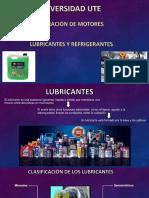 EXPOSICION LUBRICANTES Y REFRIGERANTES.pptx