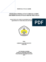 Analisis Inspeksi Dan Pemeliharaan Jaringan Tegangan Menengah 20 KV Pada Penyulang SM5 Tataaran Di PT.pln (Persero) ULP Tondano - JULIANDO ROMMY GERUNG.docx