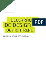 2017_Declaracao de Design de Montreal_ICSID