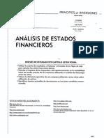 Analisis de Estados Financieros Cap 13 Contabilidad Administrativa
