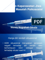 Askep Psikososial