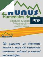 HUNUS-Humedales del Nus