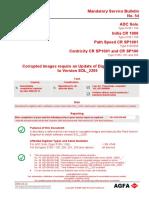 ADC Solo - Service Bulletin - No
